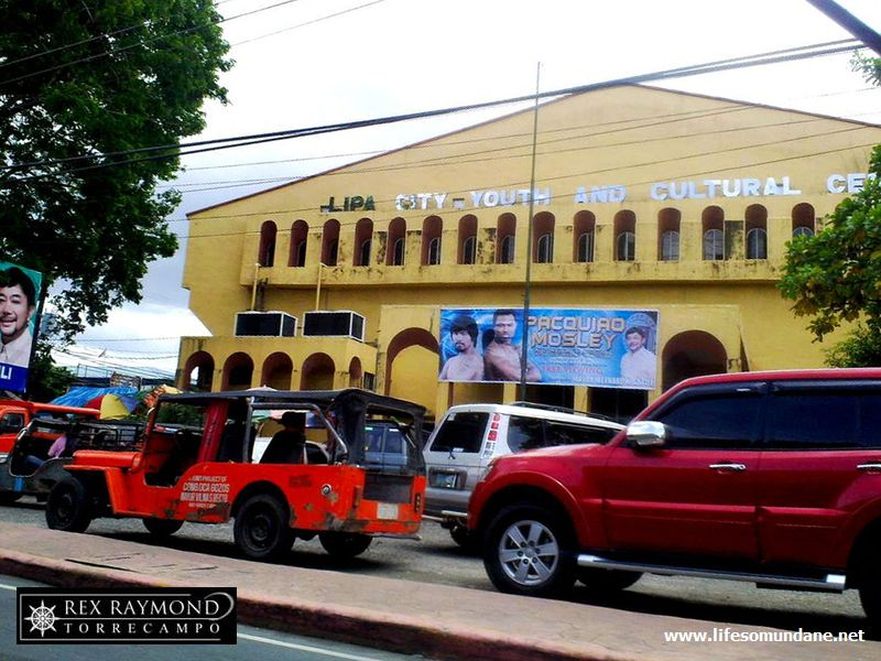 the history of lipa city The story of sister teresita castillo and the supposed marian apparitions of lipa city i believe it to be the singular case in history where you have a.