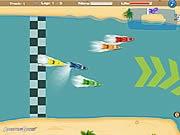 Đua thuyền siêu tốc, trò chơi dua thuyen online