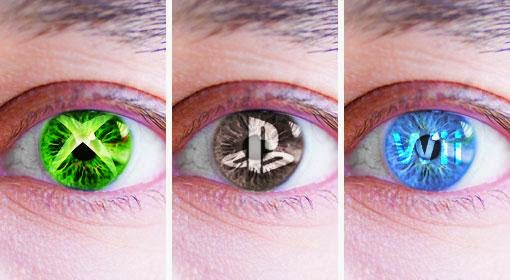 Xbox Playstation Wii