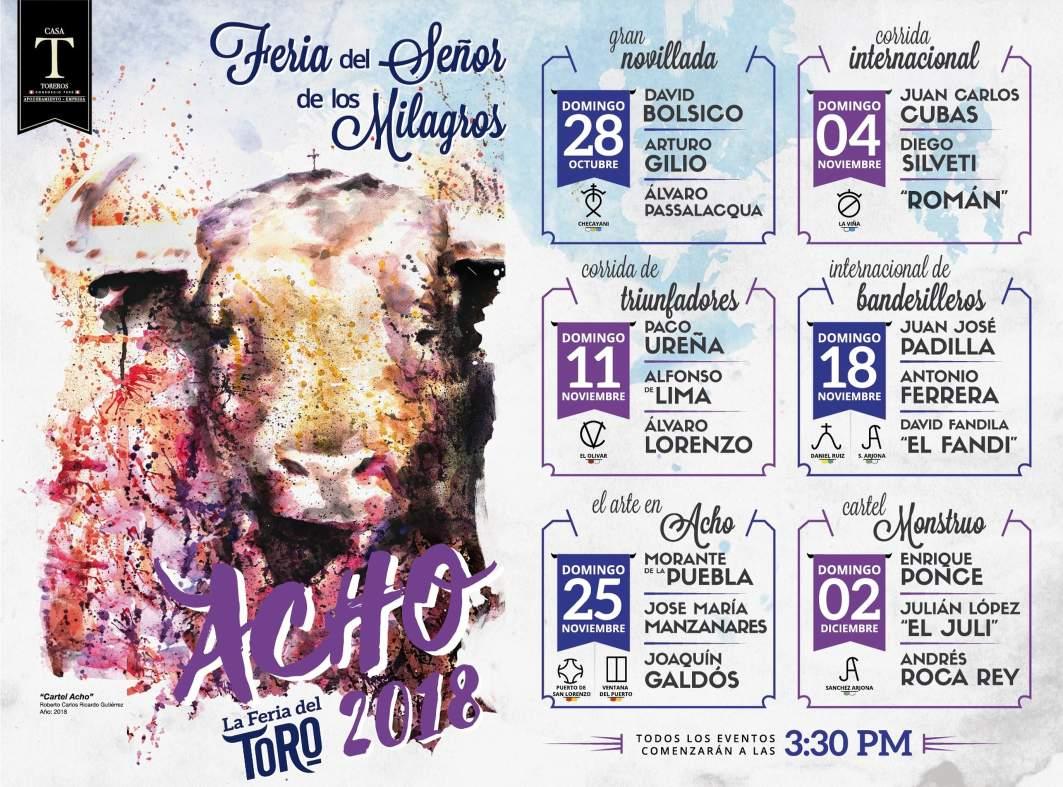 Acho Feria 2018