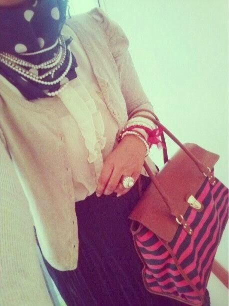 hijab trends 2014
