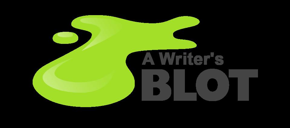 A Writer's Blot