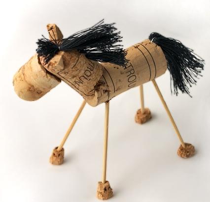 Поделка своими руками лошадь