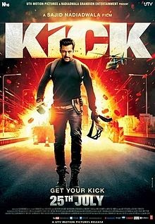 Watch Kick (2014) Hindi Non Retail DVDRip With 5.1 Audio Full Movie Watch Online Free Download