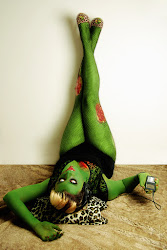 Zombie Pin-Up!