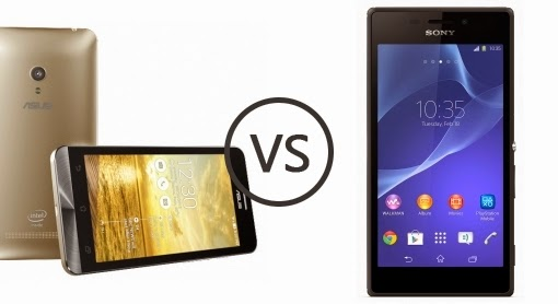 An Authentic Sony Xperia M2 or an Asus ZenFone 5?