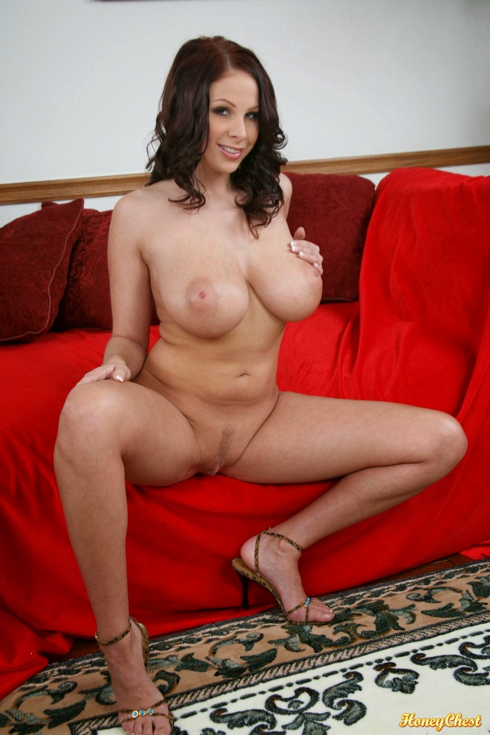 from Corbin gianna michaels glasses nude