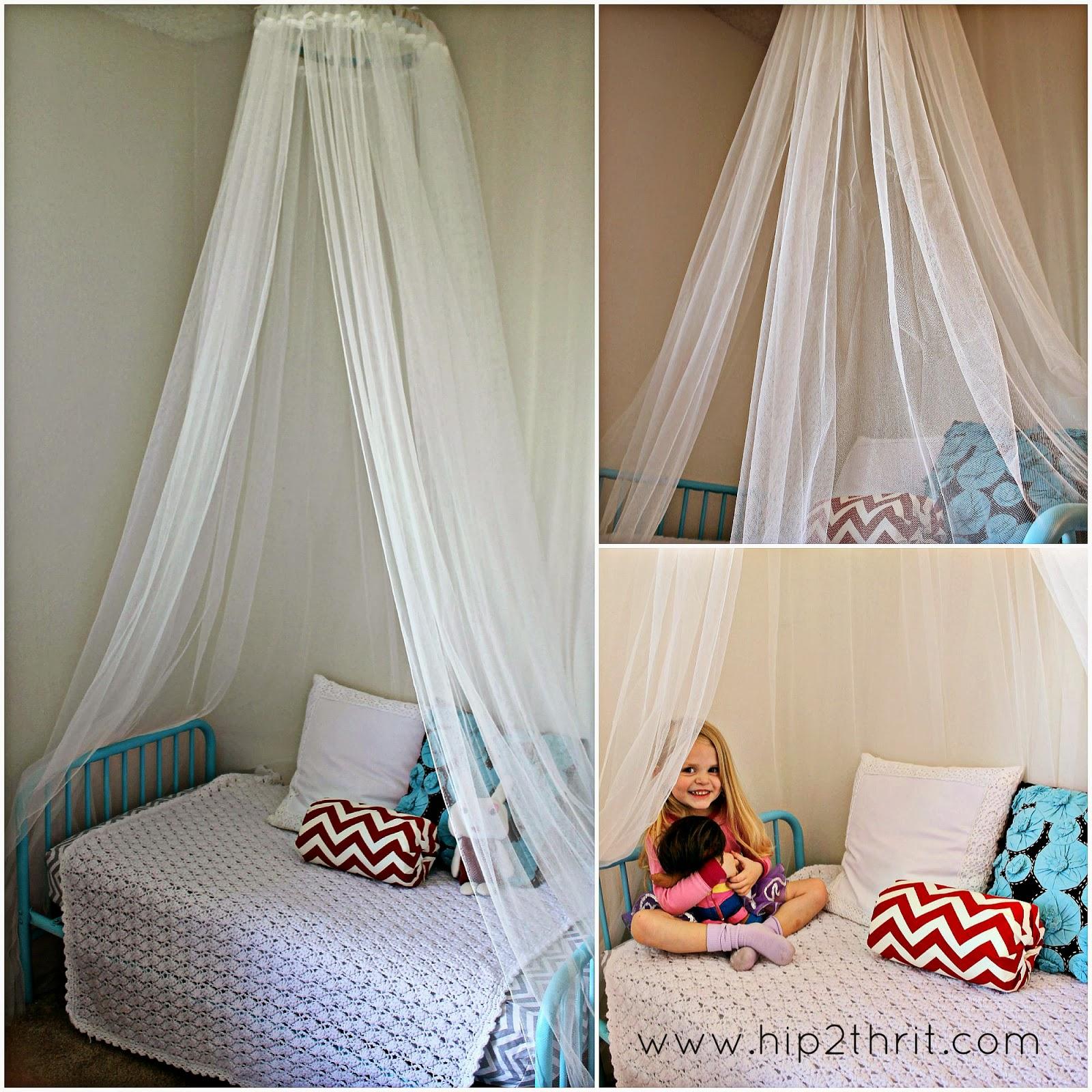 Blog de decora o arquitrecos projetinho antes e depois - Dosel para cama infantil ...