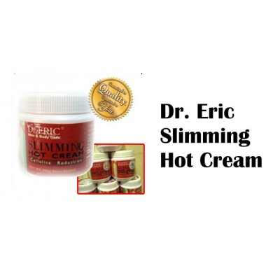 beauty stuff: DR ERIC slimming hot cream