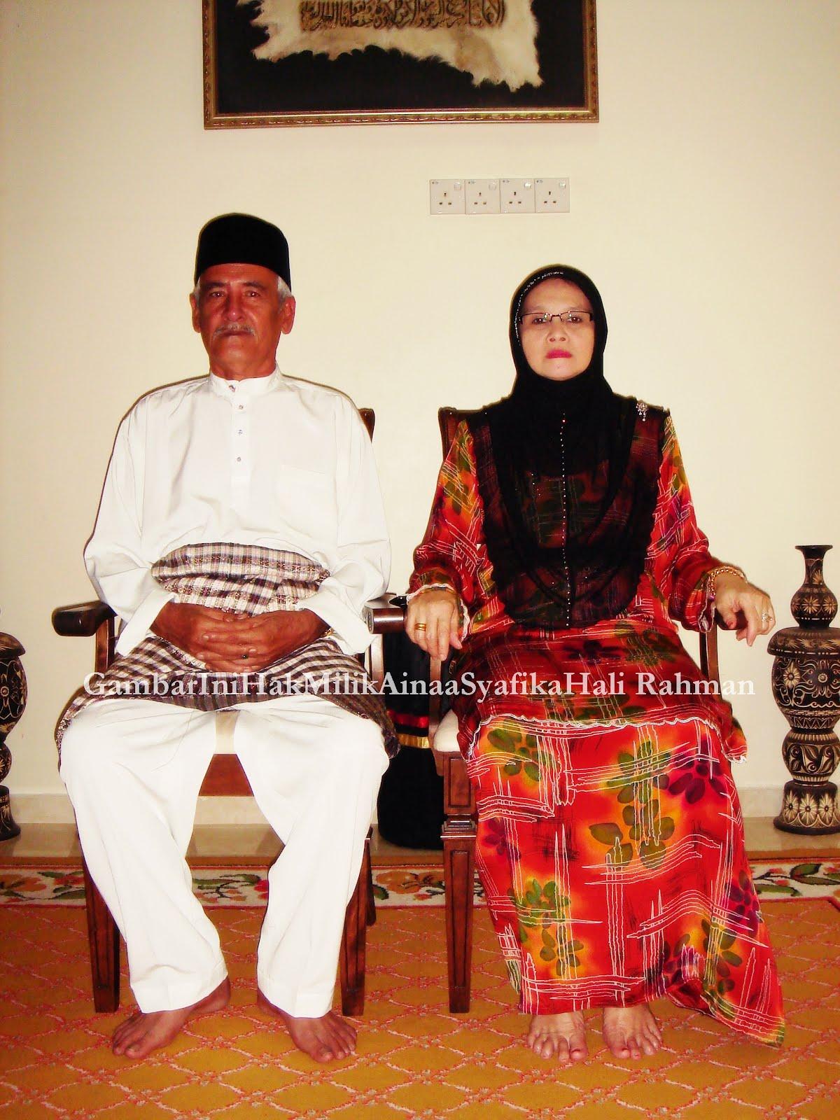 Arwah Ayah dan Mak