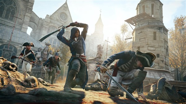 Assassin's Creed Unity Full+Torrent İndir