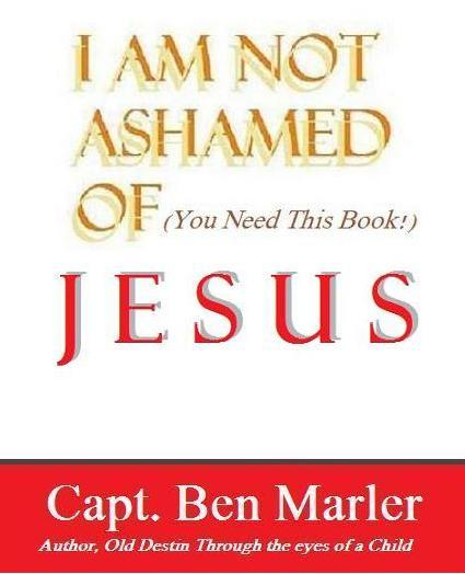 I AM NOT ASHAMED OF (You Need This Book!) JESUS