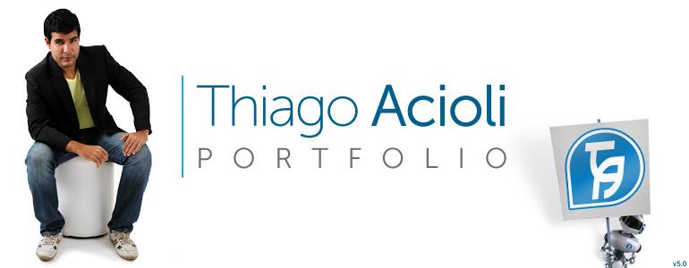 Thiago Acioli - Portfolio
