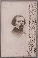 Kunstschilder Antoine Laurent Joostens (1820-1886), zwager van Charles de Wulf