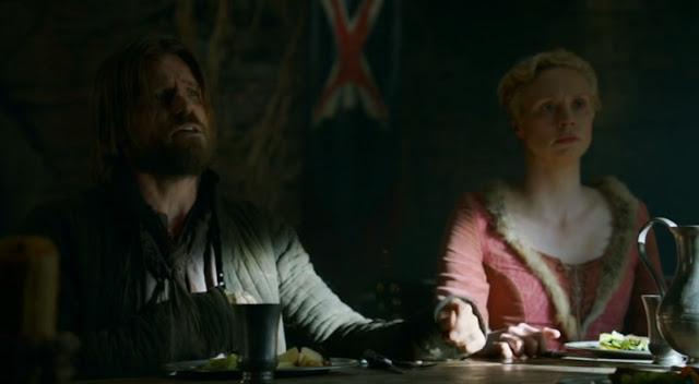 Jaime y Brienne vestido - Juego de Tronos en los siete reinos