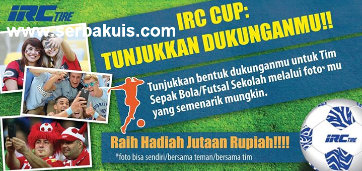 Kontes Foto Tim Sepakbola/Futsal Berhadiah 3 Kamera & 8 Voucher Belanja