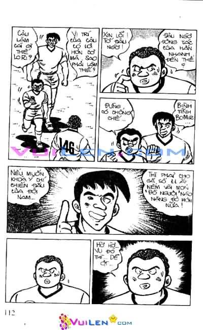 Jindodinho - Đường Dẫn Đến Khung Thành III Tập 27 page 112 Congtruyen24h