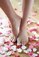 pies delicados