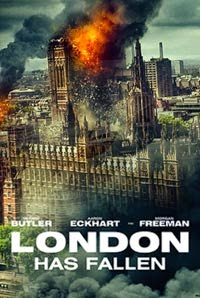 Sinopsis Film London Has Fallen 2015