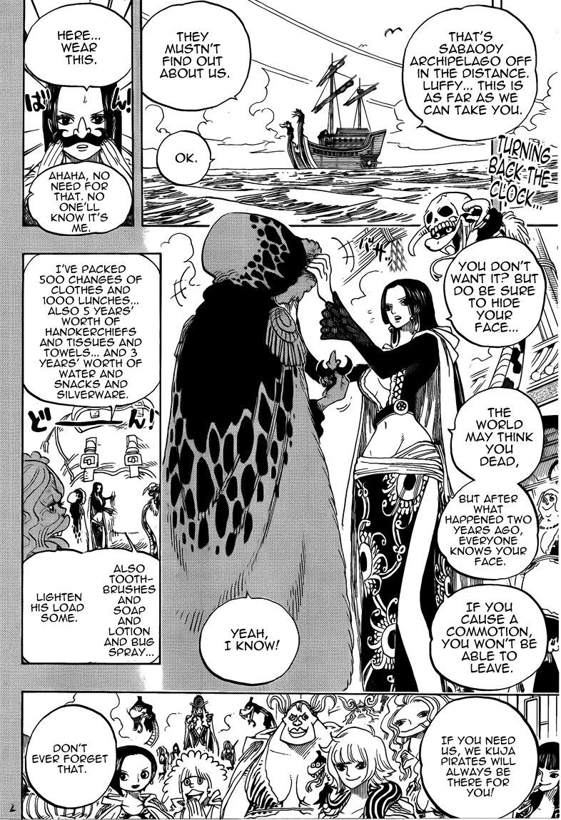 02, One Piece chapter 599 english   NarutoSub
