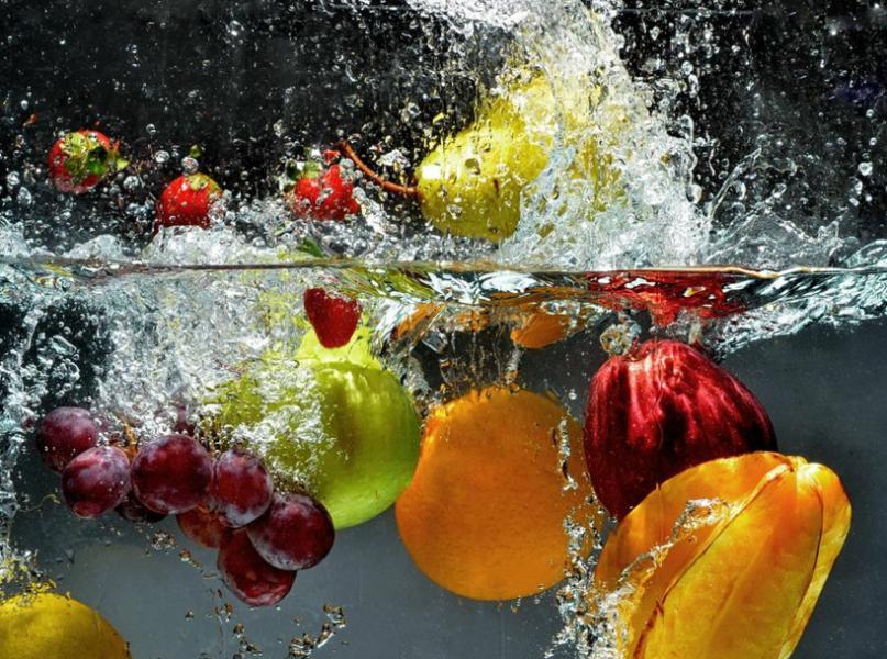 Como lavar e higienizar os alimentos