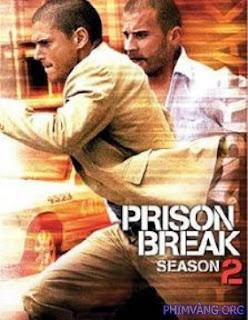 Vượt Ngục Phần 2 [22/22 - Subviet] - Prison Break Season 2