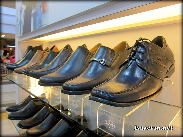 The latest men shoes from Scholl