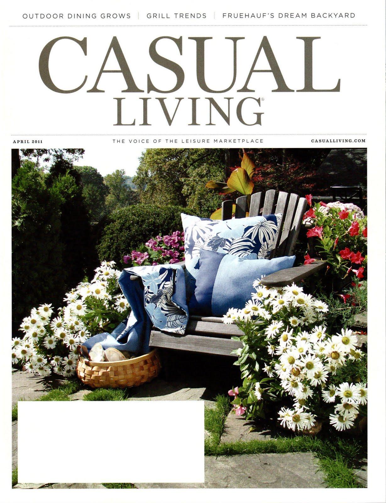 Casual Living Magazine : Casual Living  Jan Michelle Interiors - Atlanta ...