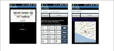 Aplikasi Untuk Melacak Nomor Handphone