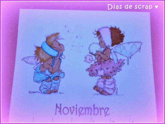 scrap mo's digital pencil calendario noviembre