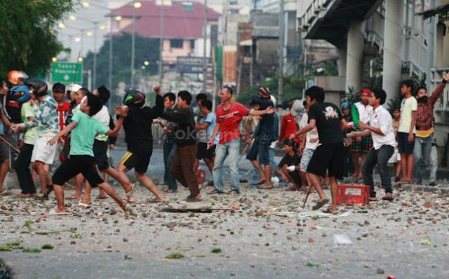 Konflik Sosial Dalam Masyarakat