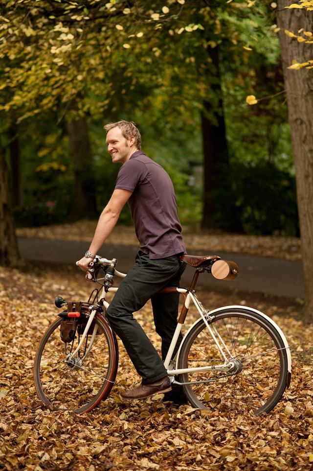 Mini porta-malas para bicicleta