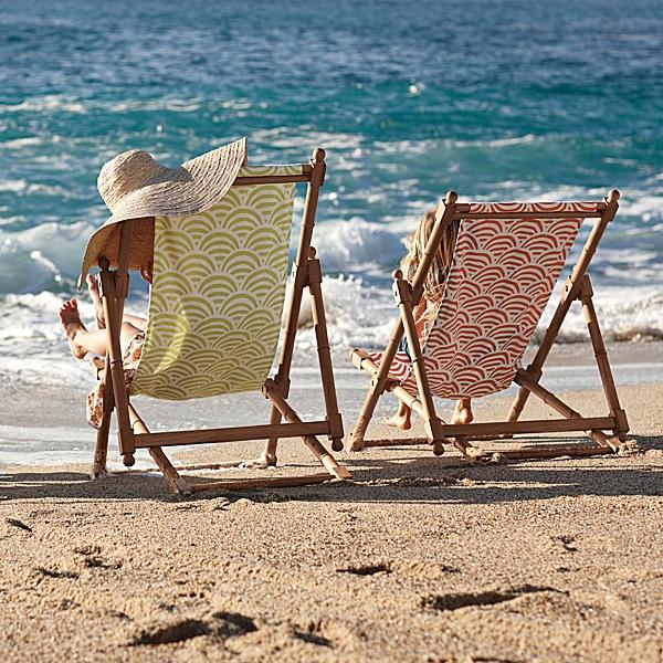 SOLEIL sling chair