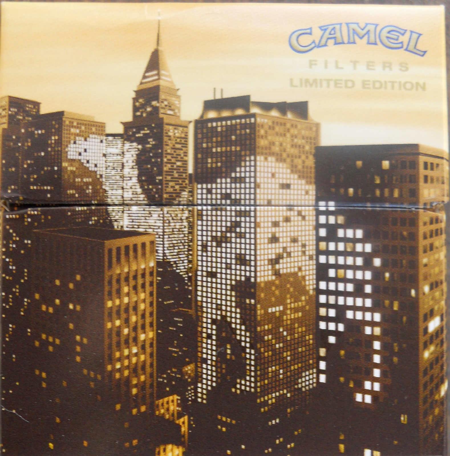 Ilusión óptica Camel