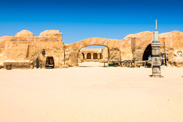 THE ULTIMATE STAR WARS WORLD TRIP: 5 PLACES WHERE THE LEGENDARY SAGA WAS FILMED