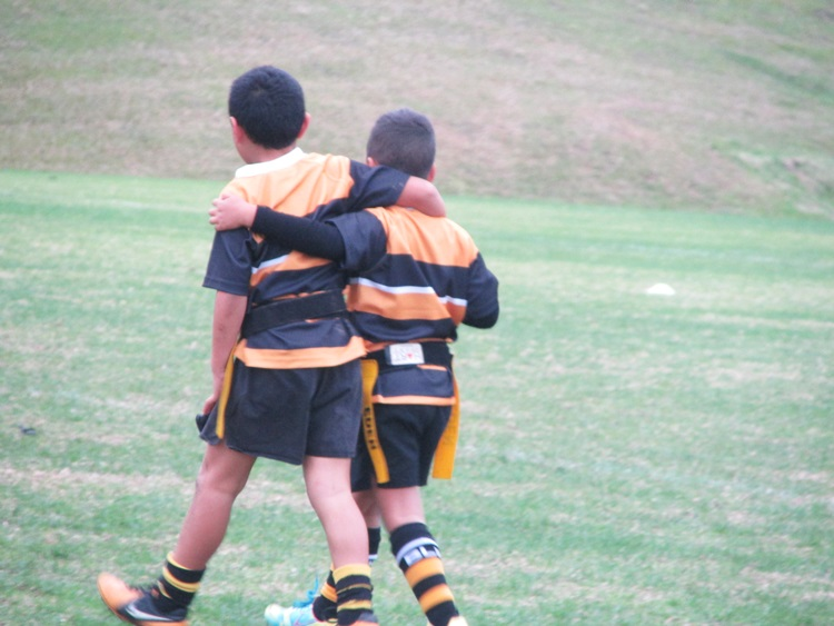 Kids Sport is all about having FUN and working as a TEAM