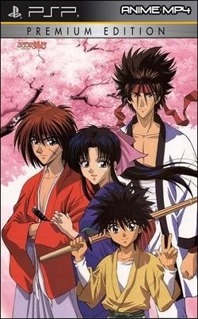 Rurouni Kenshin (Samurai X) BDrip [PSP][MEGA] [LATINO] Samurai%2BX