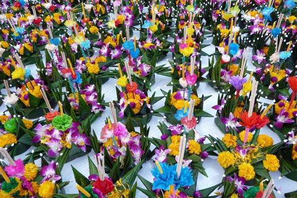 Du lịch quốc tế thái lan ngắm lễ hội hoa đăng