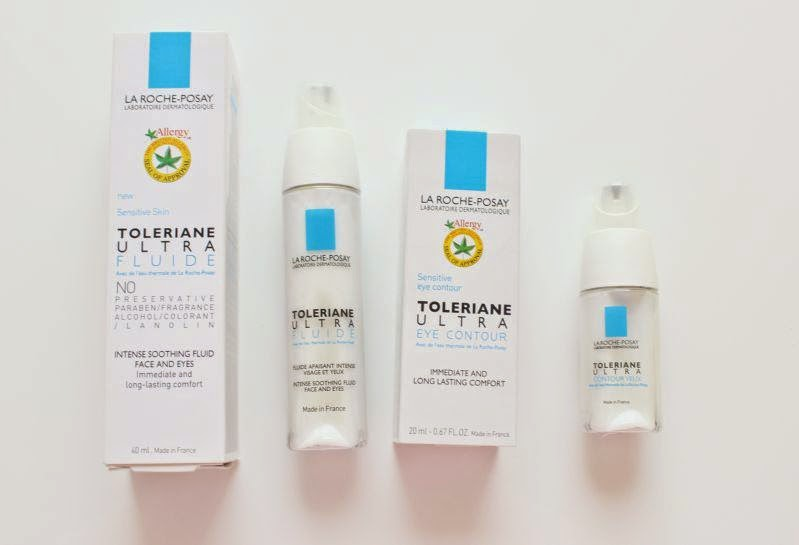 La Roche-Posay Toleraine Ultra Collection