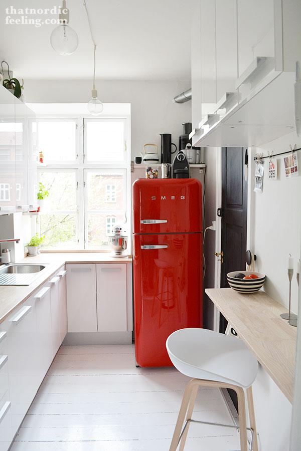 Saca partido a tu pequeña cocina