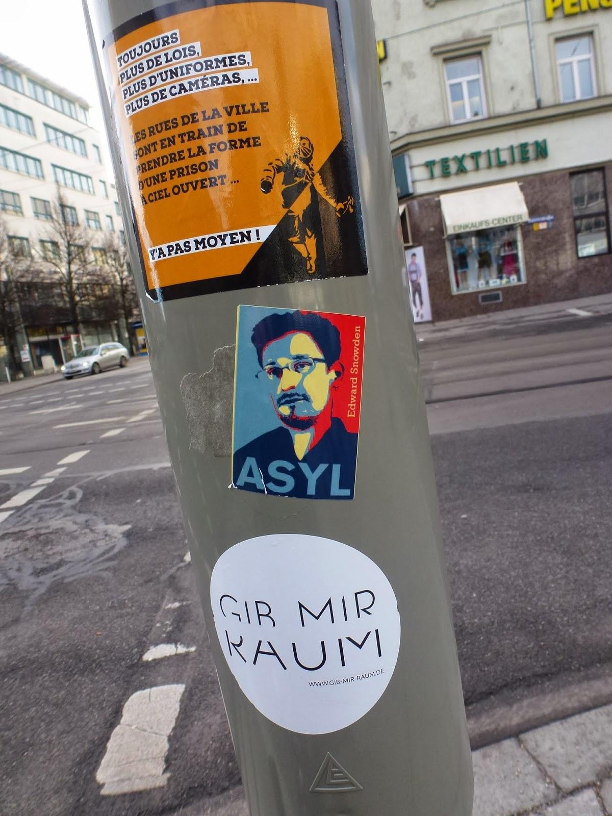 Sticker, Streetart, Urbanart