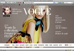 French Vogue to launch new site on 6 February