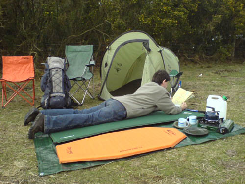 Essentials Of Camping Equipment List