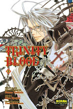 Trinity Blood Audio Español