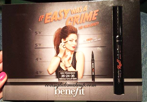 benefit they're real nuovo eyeliner  push up liner