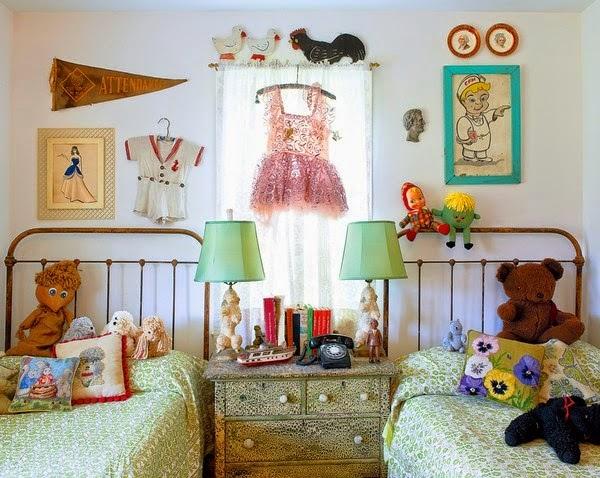 Decorar la habitación infantil compartida - La Habitación ...
