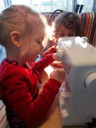 Kindernaaimachine, prima geschikt ook voor peuters?
