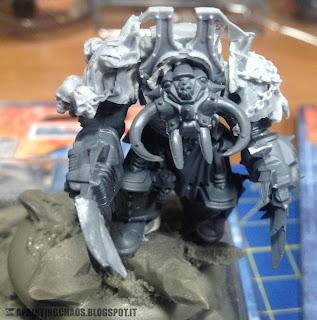 Chaos Terminators of Khorne
