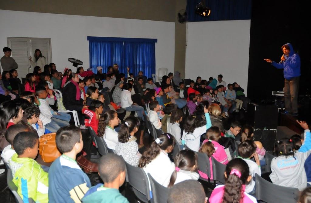 A Casa de Cultura ficou lotada nas três sessões realizadas
