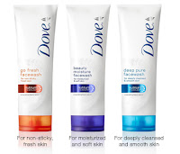 Get Free Dove Face Wash hamper